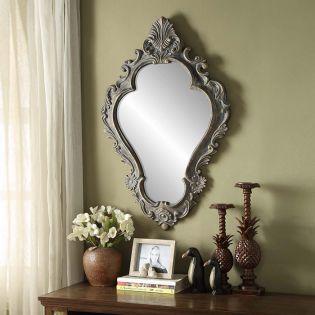 Manor-Metallic  Wall Mirror