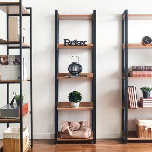 Styler-J-Bookcase  Unit Bookcase