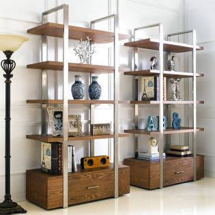 78651  One Drawer Bookcase