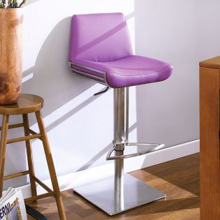 0854-PUP  Adjustable Bar Stool