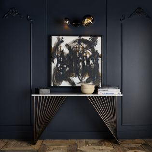 Nina Magon 941803   Marcel Console Table