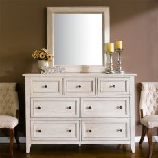 B4220-20  Drawer Dresser