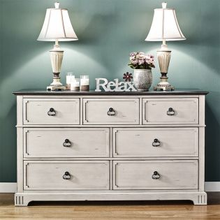 816 Avalon Cove  Drawer Dresser