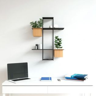 1013878-427  Cubist Floating Multi Shelf