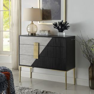 Gatsby 39  3-Drawer Chest
