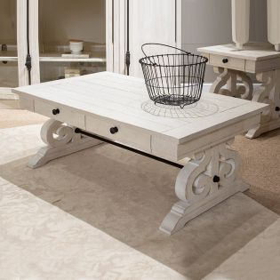 T4436-43  Rectangular Cocktail Table