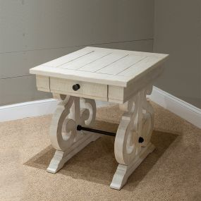 T4436-03  Rectangular End Table
