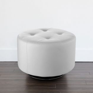11006  Swivel Ottoman Large