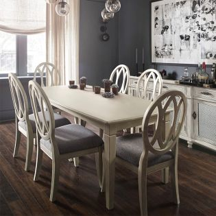 Regency  Dining Set (1 Table + 6 Chair)