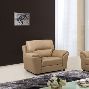 S-1801  Leather Chair