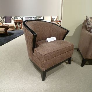 701554-5001 Whitney Cocoa  Chair