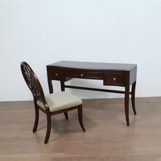 1015-91458  Desk + Chair