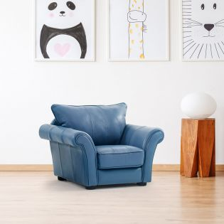 6135 Blue  Baby Chair