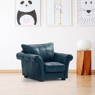 6135 Navy  Baby Chair