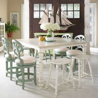 Summer Home 1051-814  Dining Table